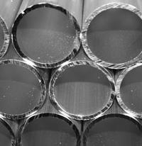 Aluminium buis 33,7mm